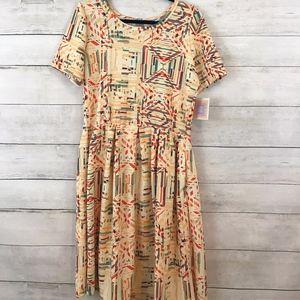 LuLaRoe Amelia Dress - NWT - Size 2X